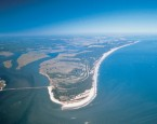 Amelia Island Aerial view