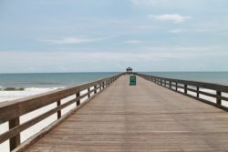 fishing pier in amelia island