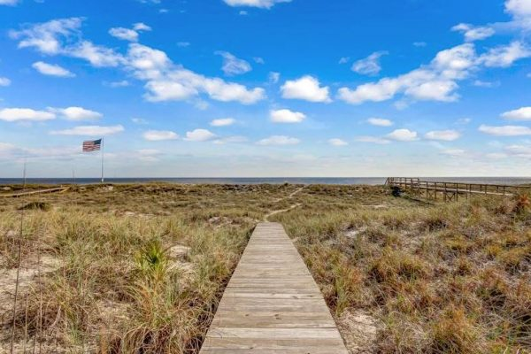 Visiting these parks is one of the top Amelia Island things to do, as they offer incredible maritime scenery and forests, fishing opportunities, pristine beaches, shell and shark tooth hunting, miles of trails for hiking, salt marshes for wildlife viewing and so much more.