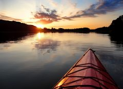 Learn about the region, kayaking and outdoor ethics with the Amelia Island Kayak & Boat Nature Tours offered through Amelia Adventures.
