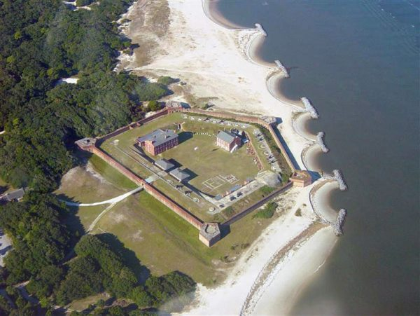 The History of Fort Clinch