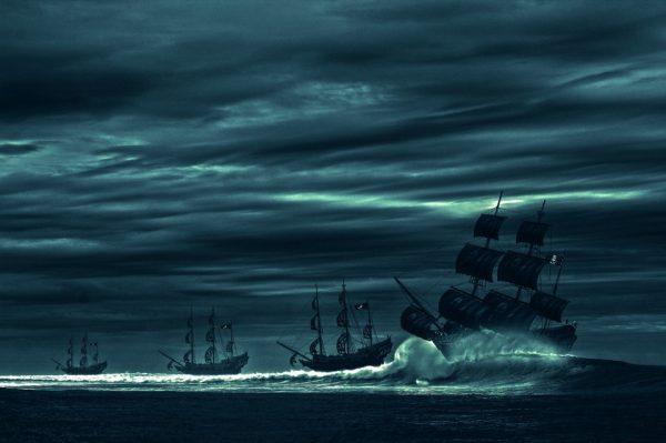 amelia island pirates