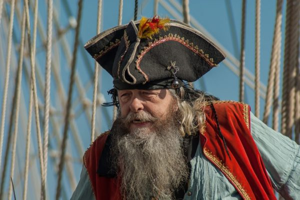 amelia island pirate lore