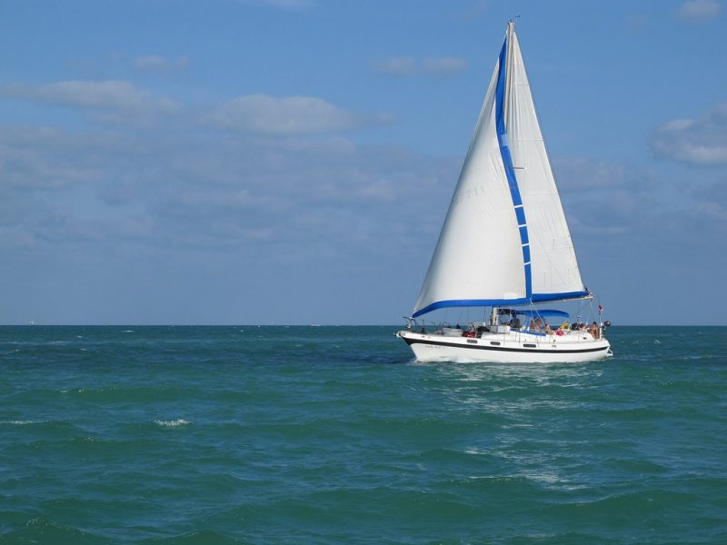 Sailing lessons in Fernandina Beach