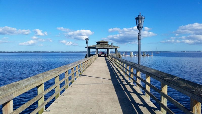 green cove springs fishing pier